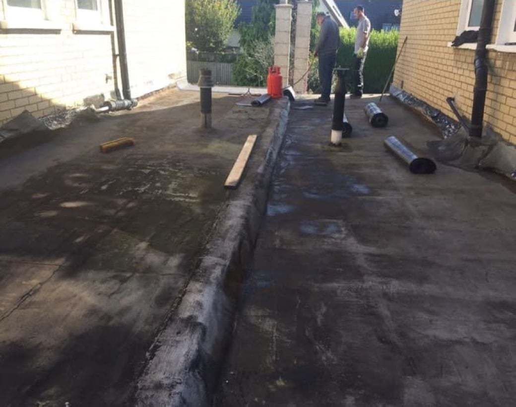 FlatRoof and Repairs Dublin